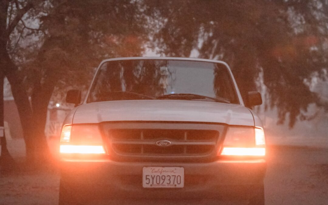 How Do You Clean Foggy Headlights?