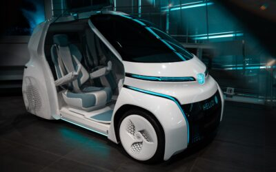 Technology Trends in Automotive Industry 2020